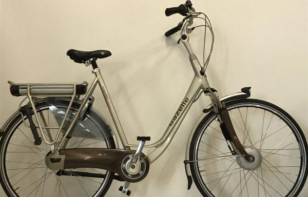 Gazelle Orange Innergy elektrische fiets.