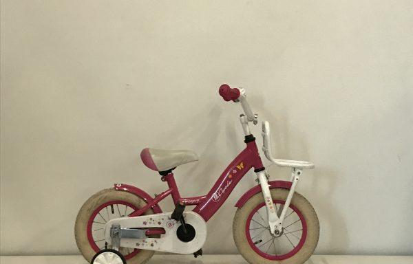 2 Cycle Roze meisjesfiets